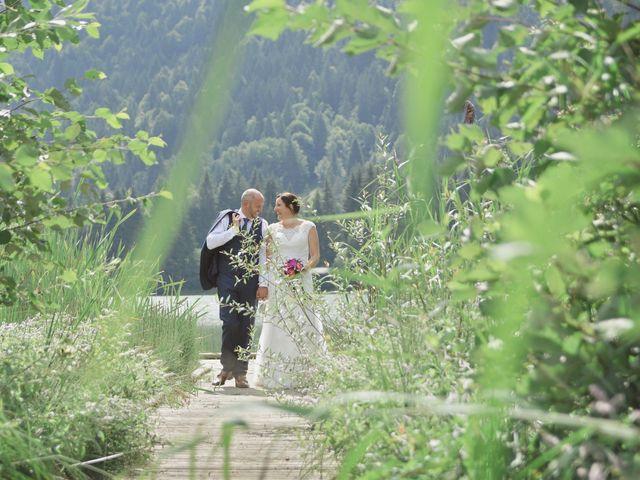 Le mariage de Duncan et Marylise à Habère-Poche, Haute-Savoie 18