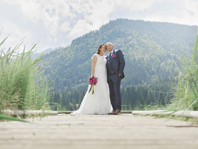 Le mariage de Duncan et Marylise à Habère-Poche, Haute-Savoie 19