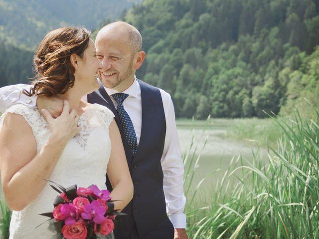 Le mariage de Marylise et Duncan