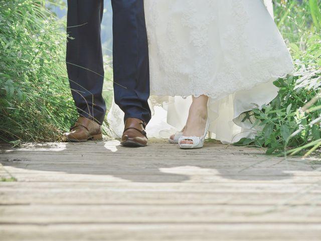 Le mariage de Duncan et Marylise à Habère-Poche, Haute-Savoie 20
