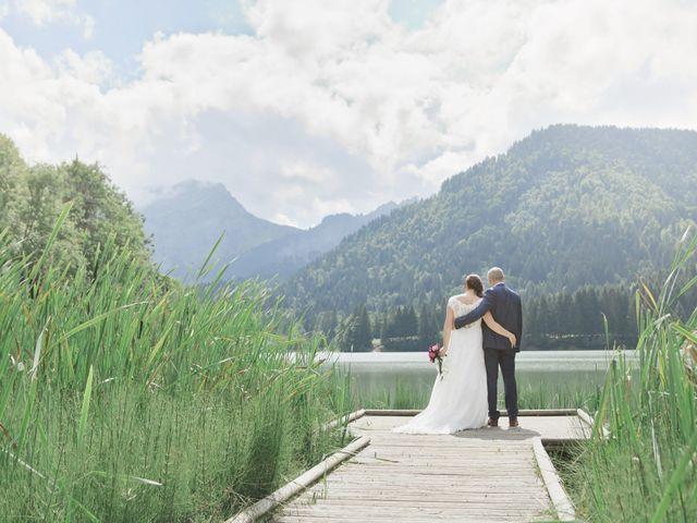 Le mariage de Duncan et Marylise à Habère-Poche, Haute-Savoie 21
