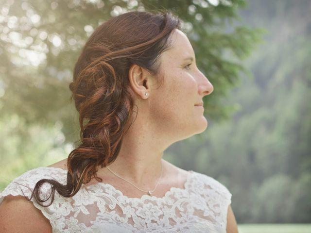Le mariage de Duncan et Marylise à Habère-Poche, Haute-Savoie 24
