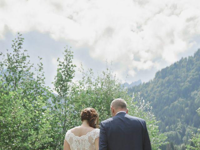Le mariage de Duncan et Marylise à Habère-Poche, Haute-Savoie 26