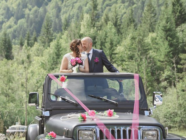 Le mariage de Duncan et Marylise à Habère-Poche, Haute-Savoie 28