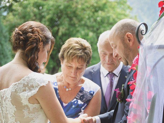 Le mariage de Duncan et Marylise à Habère-Poche, Haute-Savoie 31