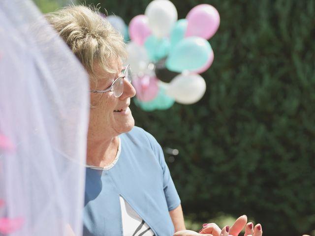 Le mariage de Duncan et Marylise à Habère-Poche, Haute-Savoie 33