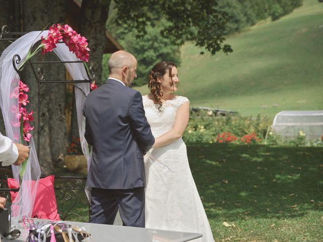Le mariage de Duncan et Marylise à Habère-Poche, Haute-Savoie 34