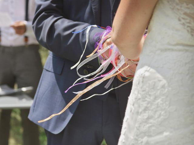 Le mariage de Duncan et Marylise à Habère-Poche, Haute-Savoie 35