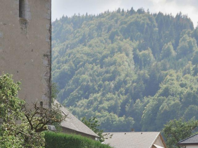 Le mariage de Duncan et Marylise à Habère-Poche, Haute-Savoie 40