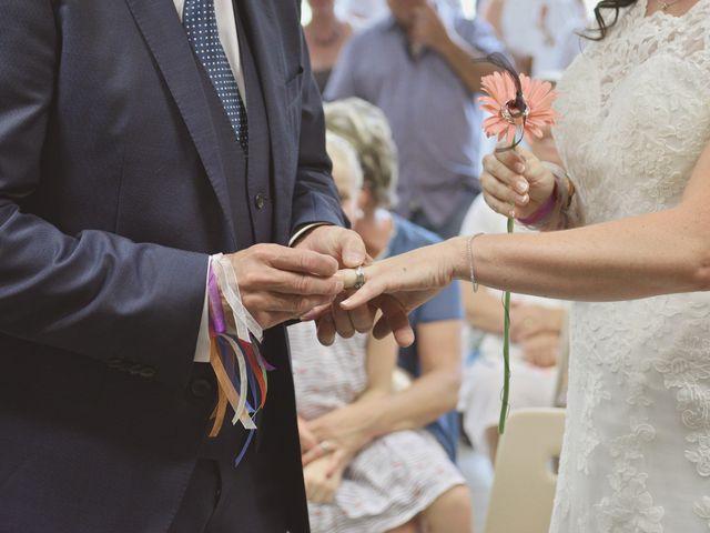 Le mariage de Duncan et Marylise à Habère-Poche, Haute-Savoie 43