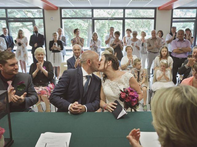 Le mariage de Duncan et Marylise à Habère-Poche, Haute-Savoie 44