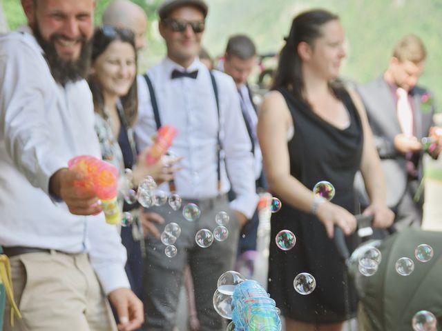 Le mariage de Duncan et Marylise à Habère-Poche, Haute-Savoie 46