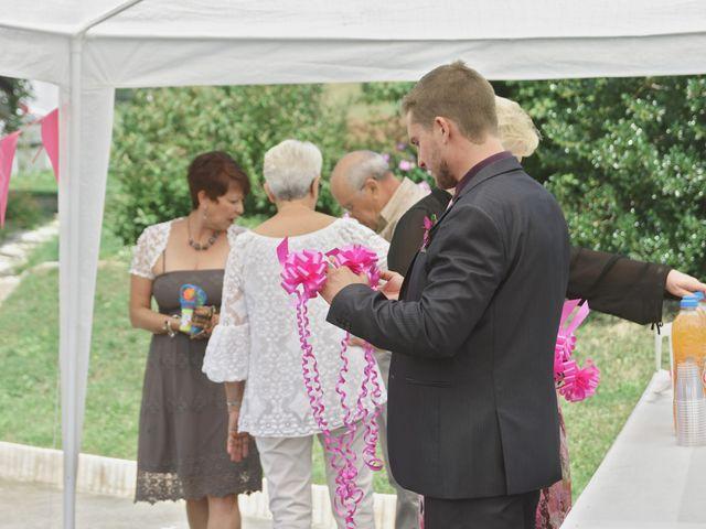 Le mariage de Duncan et Marylise à Habère-Poche, Haute-Savoie 49
