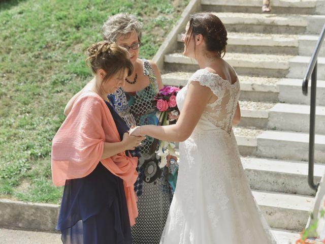 Le mariage de Duncan et Marylise à Habère-Poche, Haute-Savoie 53