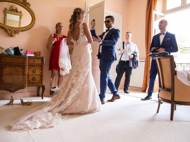 Le mariage de Oliver et Aude à Larroque , Tarn 20