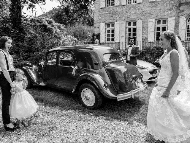 Le mariage de Oliver et Aude à Larroque , Tarn 24