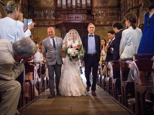 Le mariage de Oliver et Aude à Larroque , Tarn 30