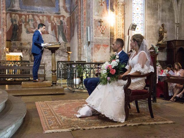 Le mariage de Oliver et Aude à Larroque , Tarn 33