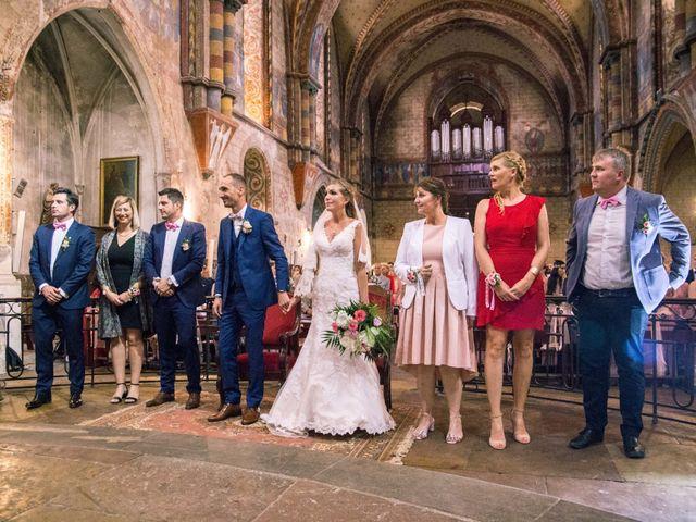 Le mariage de Oliver et Aude à Larroque , Tarn 35