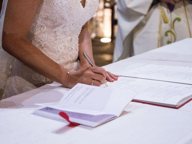 Le mariage de Oliver et Aude à Larroque , Tarn 40