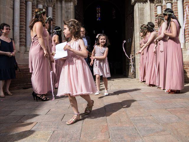 Le mariage de Oliver et Aude à Larroque , Tarn 41