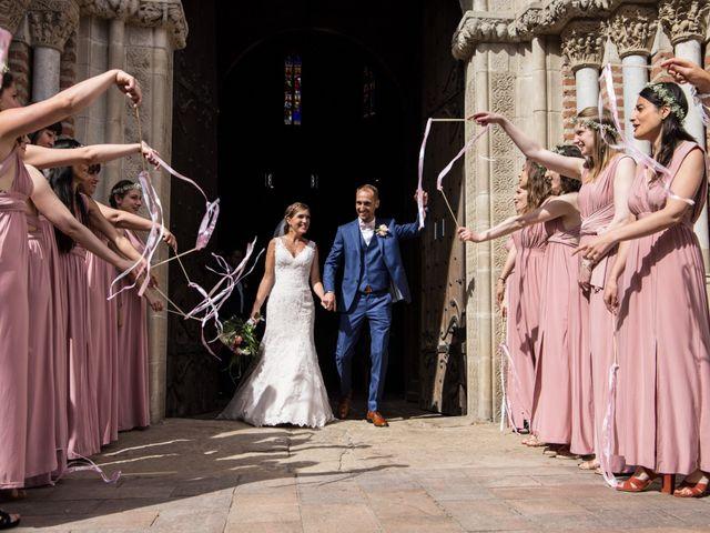 Le mariage de Oliver et Aude à Larroque , Tarn 42