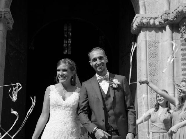 Le mariage de Oliver et Aude à Larroque , Tarn 43