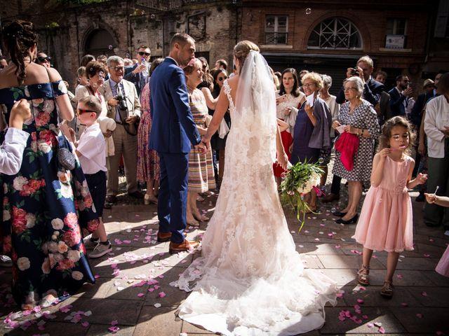 Le mariage de Oliver et Aude à Larroque , Tarn 48