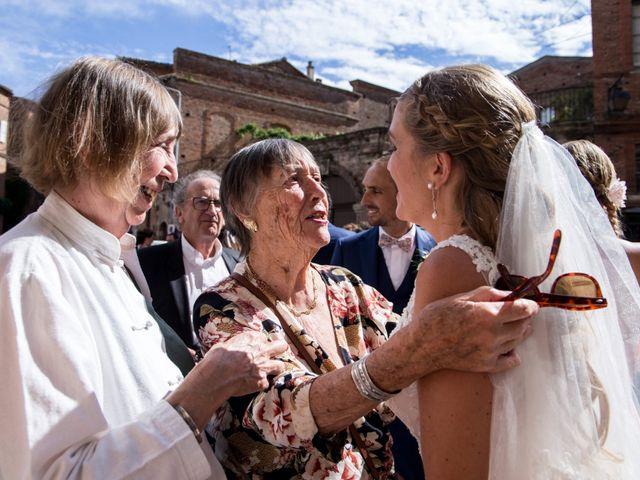Le mariage de Oliver et Aude à Larroque , Tarn 49