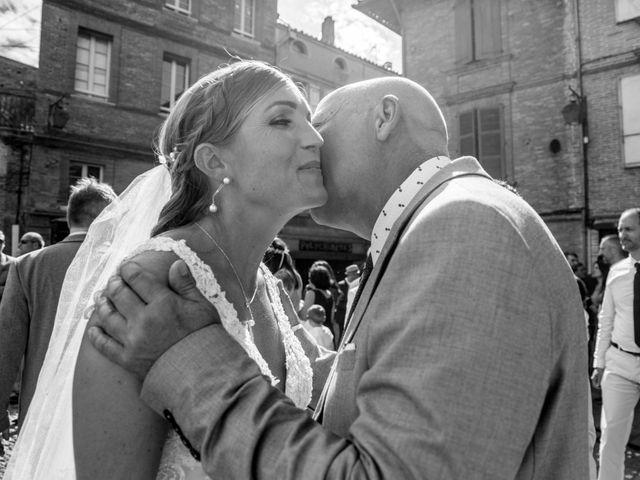 Le mariage de Oliver et Aude à Larroque , Tarn 50