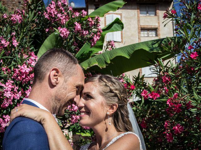 Le mariage de Oliver et Aude à Larroque , Tarn 52
