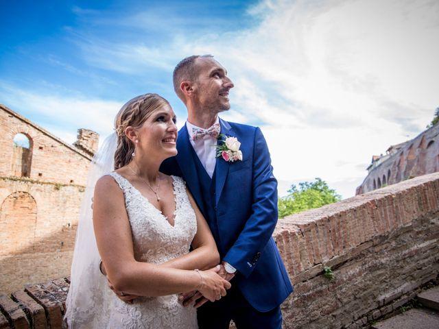 Le mariage de Oliver et Aude à Larroque , Tarn 54
