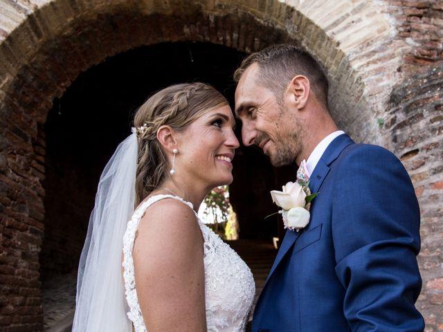 Le mariage de Oliver et Aude à Larroque , Tarn 56