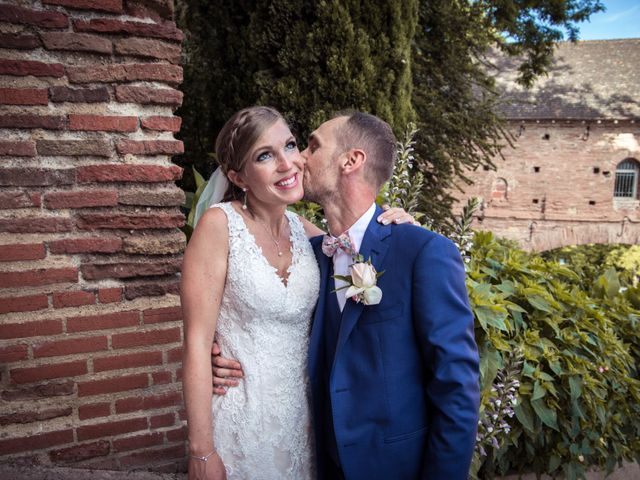 Le mariage de Oliver et Aude à Larroque , Tarn 58