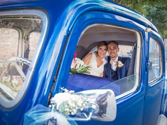 Le mariage de Oliver et Aude à Larroque , Tarn 60