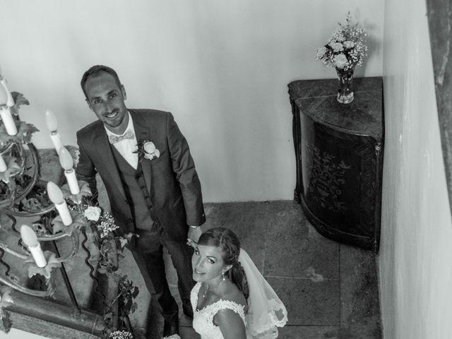 Le mariage de Oliver et Aude à Larroque , Tarn 65
