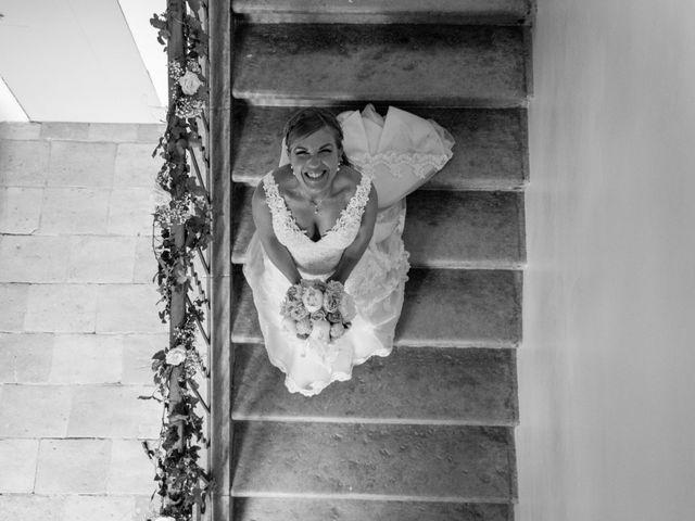 Le mariage de Oliver et Aude à Larroque , Tarn 66