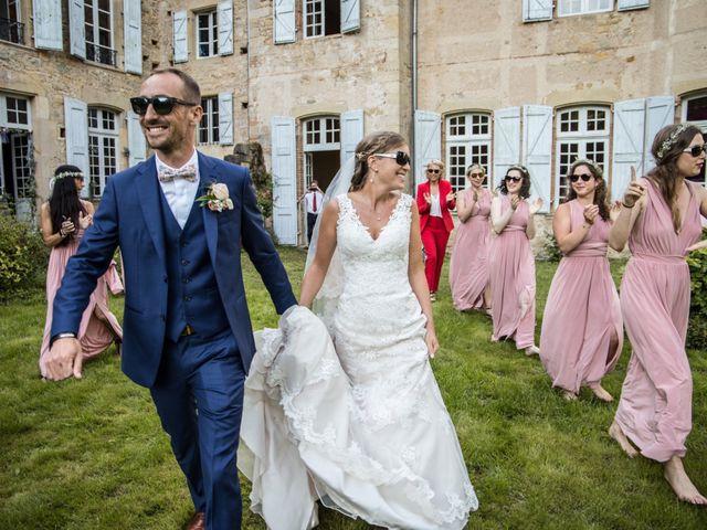 Le mariage de Oliver et Aude à Larroque , Tarn 68