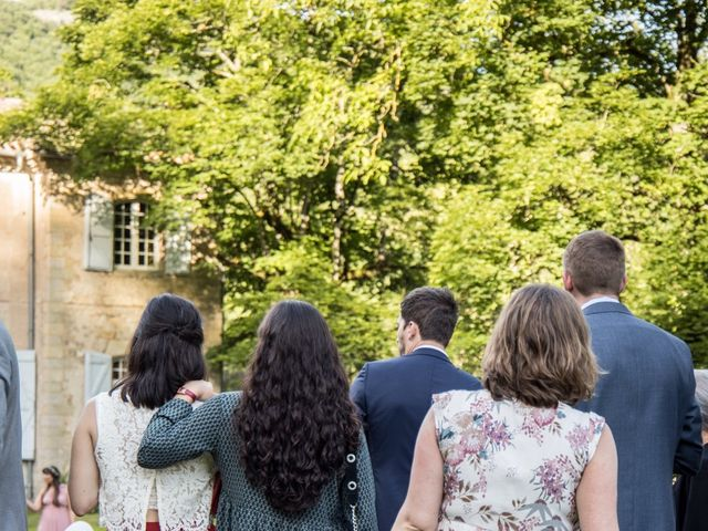 Le mariage de Oliver et Aude à Larroque , Tarn 69