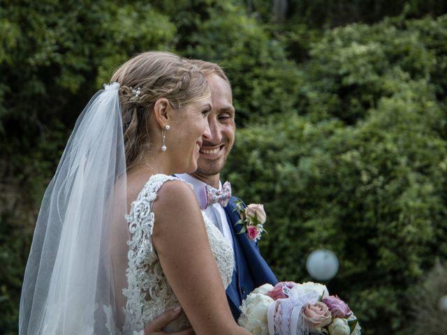 Le mariage de Oliver et Aude à Larroque , Tarn 72