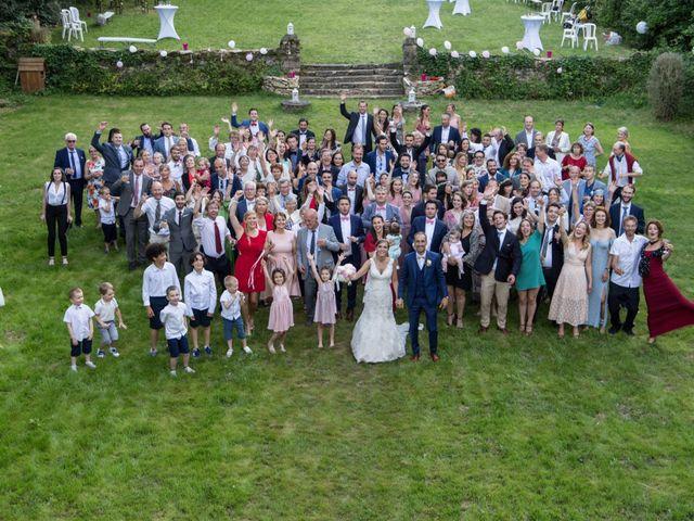 Le mariage de Oliver et Aude à Larroque , Tarn 75