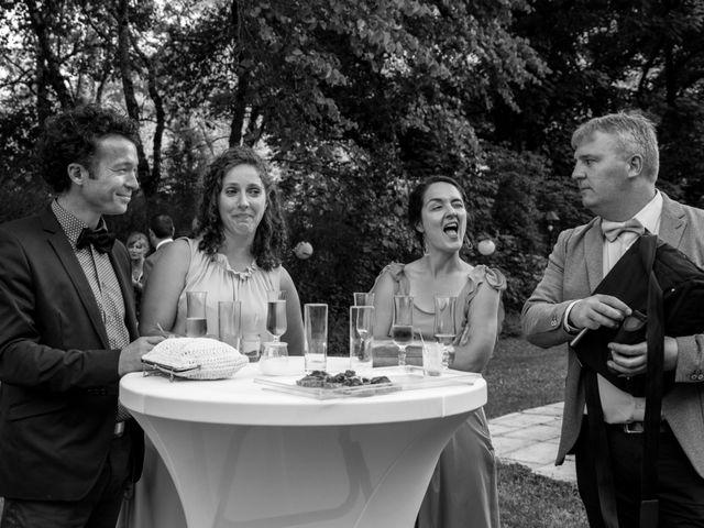 Le mariage de Oliver et Aude à Larroque , Tarn 78