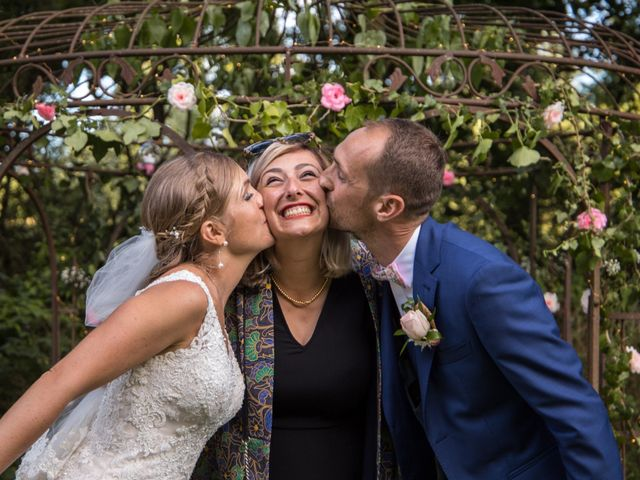 Le mariage de Oliver et Aude à Larroque , Tarn 84
