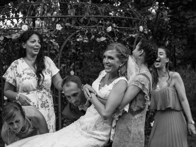 Le mariage de Oliver et Aude à Larroque , Tarn 85