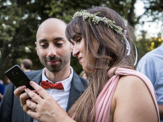 Le mariage de Oliver et Aude à Larroque , Tarn 86