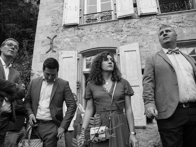 Le mariage de Oliver et Aude à Larroque , Tarn 100