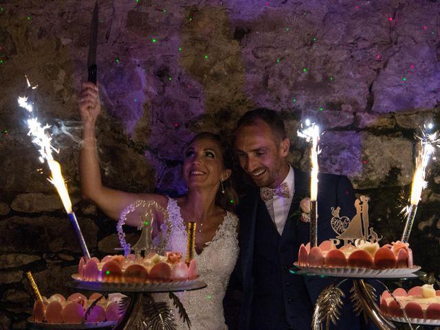 Le mariage de Oliver et Aude à Larroque , Tarn 107