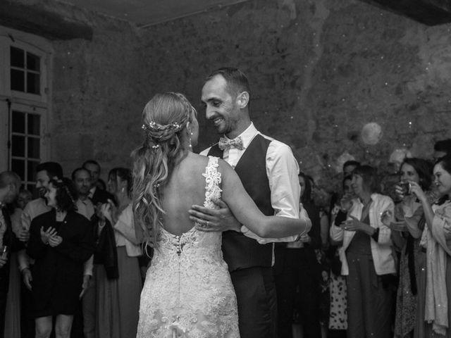 Le mariage de Oliver et Aude à Larroque , Tarn 115