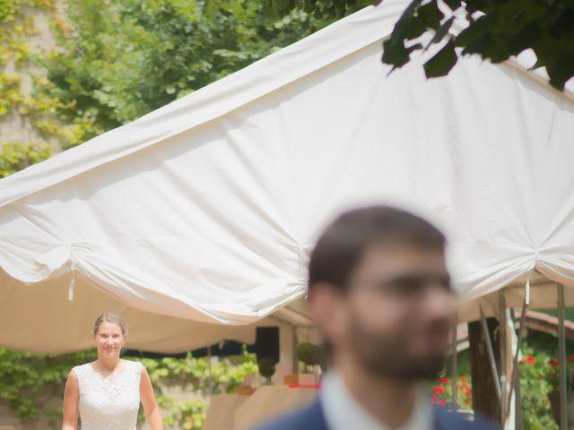 Le mariage de Christopher et Nora à Brullioles, Rhône 14