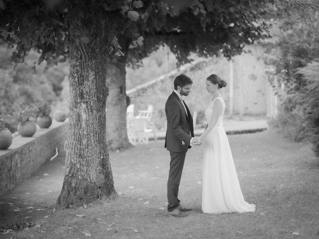 Le mariage de Christopher et Nora à Brullioles, Rhône 17